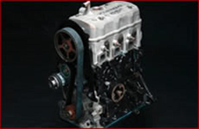 STD660エンジン