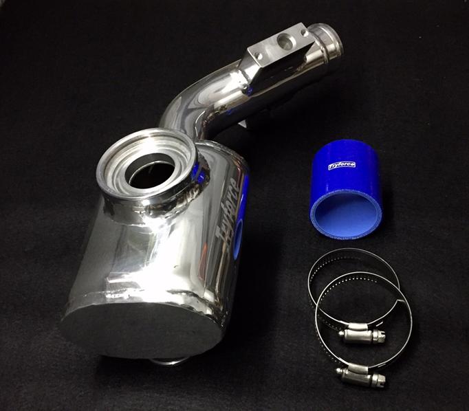 ブローオフバルブアダプター付ファンネルスロットルチャンバー(HKS/SQV用)