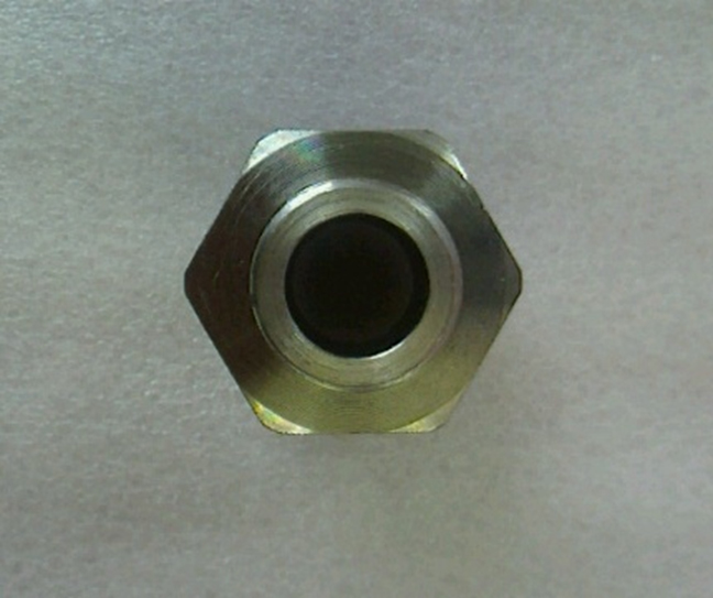 トラストオイルクーラー用センターボルト(正面)